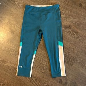Underarmour Capris Size Medium
